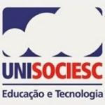 Logo da emissora UNISOCIESC FM