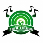 Logo da emissora Rádio  Time Music