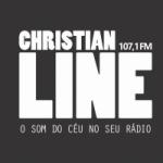 Logo da emissora R�dio Christian Line FM