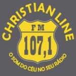 Logo da emissora Rádio Christian Line FM