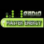 Logo da emissora Rádio Master Energy