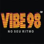 Logo da emissora Vibe FM