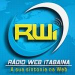 Logo da emissora R�dio Web Itaba�na