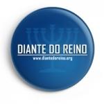 Logo da emissora Web Rádio Diante do Reino