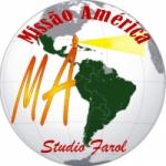 Logo da emissora Rádio Missão América