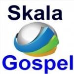 Logo da emissora Rádio Skala Gospel