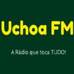 Logo da emissora Uchoa FM