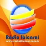 Logo da emissora Rádio Ibicaraí FM