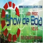 Logo da emissora Web R�dio Show de Bola News