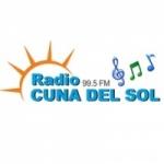 Logo da emissora Radio Cuna Del Sol 99.5 FM