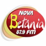 Logo da emissora Rádio Nova Betânia 87.9 FM