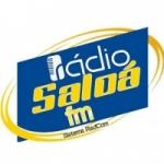 Logo da emissora R�dio Salo� FM
