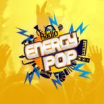 Logo da emissora Rádio Energy POP