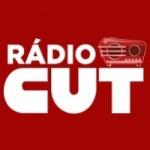 Logo da emissora Rádio CUT