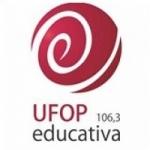 Logo da emissora R�dio Educativa UFOP 106.3 FM