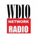 Logo da emissora Radio WDIO FM