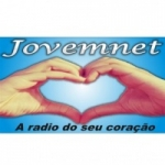 Logo da emissora R�dio Jovem Net