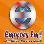 Logo da emissora R�dio Emo��es 104.9 FM