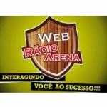 Logo da emissora Web Rádio Arena