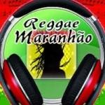 Logo da emissora Rádio Maranhão Reggae
