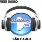Logo da emissora Rádio Web TransGospel Line
