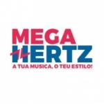 Logo da emissora Rádio Mega Hertz