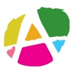 Logo da emissora Rádio Anarquia