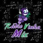 Logo da emissora Rádio Vinha Mix