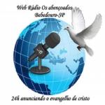 Logo da emissora Os Aben�oados Web R�dio