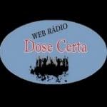 Logo da emissora Web R�dio Dose Certa