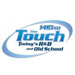 Logo da emissora WNWZ 1410 AM The Touch
