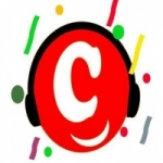 Logo da emissora Rádio Cidade 105.9 FM