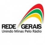 Logo da emissora Rede Gerais 107.7 FM