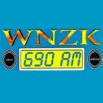 Logo da emissora WNZK 690 AM