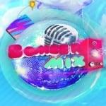 Logo da emissora Rádio Bomber Mix