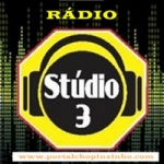 Logo da emissora Rádio Stúdio 3