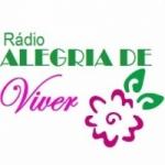 Logo da emissora Alegria de Viver Web Rádio