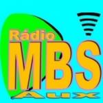 Logo da emissora Rádio MBS Aux