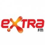 Logo da emissora Extra FM