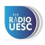 Logo da emissora Rádio UESC 105.1 FM