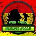 Logo da emissora Universo Reggae Web R�dio