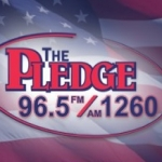 Logo da emissora WPNW 1260 AM The Pledge