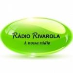 Logo da emissora Rádio Rivarola