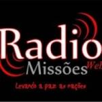 Logo da emissora Rádio Missões Web