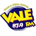 Logo da emissora R�dio Vale do Puiu 87.9 FM