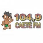 Logo da emissora R�dio Caet� 104.9 FM