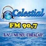 Logo da emissora Rádio Celestial FM