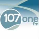 Logo da emissora WQKL 107.1 FM One