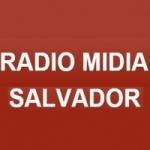 Logo da emissora Midia FM Salvador