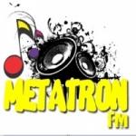 Logo da emissora Rádio Metatron FM